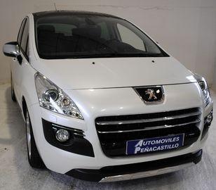 Foto 2 de Peugeot 3008 2.0 HYbrid4 147kW (200CV)