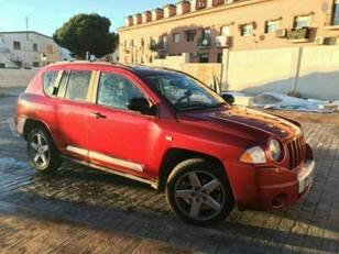 Jeep Compass 2.0CRD Limited 103kW (140CV)  de ocasion en Madrid