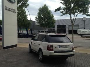 Foto 1 de Land Rover Range Rover Sport 3.6 TD V8  200kW (272CV) SE