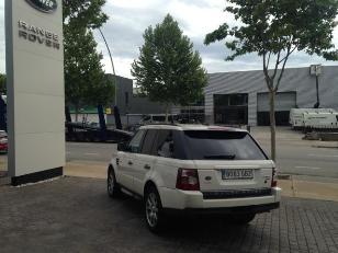 Foto 2 de Land Rover Range Rover Sport 3.6 TD V8  200kW (272CV) SE