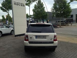 Foto 4 de Land Rover Range Rover Sport 3.6 TD V8  200kW (272CV) SE