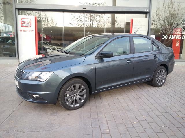 Foto 1 SEAT Toledo 1.6 TDI CR Style 77 kW (105 CV)