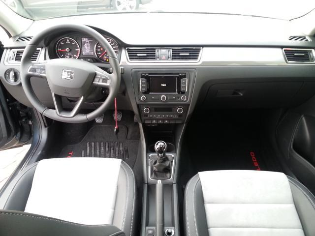 foto 3 del SEAT Toledo 1.6 TDI CR Style 77 kW (105 CV)