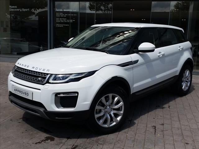 land rover range rover evoque 2 0l td4 blanco barcelona por. Black Bedroom Furniture Sets. Home Design Ideas