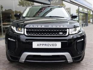 Foto 3 de Land Rover Range Rover Evoque 2.0L TD4 Diesel 4x4 SE Dynamic 110kW (150CV)