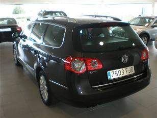 Foto 2 de Volkswagen Passat Variant 2.0 TDI Advance 103 kW (140 CV)