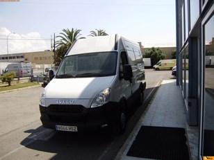 Iveco Daily Furgon 35S 78kW (106CV)  de ocasion en Valencia