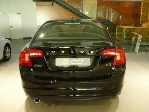 Foto 2 de Volvo S60 2.0 D3 Kinetic Auto 100kW (136CV)