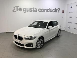 Foto 1 BMW Serie 1 118d Berlina 105kW (143CV)
