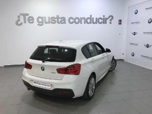 Foto 2 de BMW Serie 1 118d Berlina 105kW (143CV)