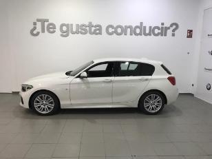 Foto 4 de BMW Serie 1 118d Berlina 105kW (143CV)