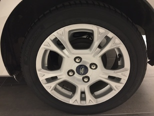 Foto 3 de Ford Fiesta 1.25 Duratec Trend 60 kW (82 CV)