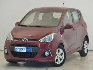 Hyundai i10 1.0 Tecno Orange 48kW (66CV)  de ocasion en Salamanca