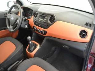 Foto 1 de Hyundai i10 1.0 Tecno Orange 48kW (66CV)