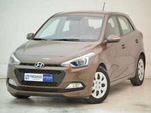 Hyundai i20 1.2 MPI BlueDrive Klass 62 kW (84 CV)  de ocasion en Salamanca