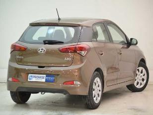 Foto 2 de Hyundai i20 1.2 MPI BlueDrive Klass 62 kW (84 CV)
