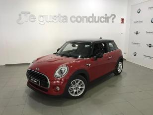MINI Mini Cooper D autom?tico 85kW (116CV)  de ocasion en Almería