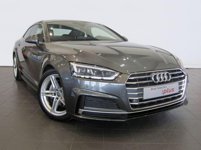 Audi A5 Coupe 2 0 Tdi S Tronic S Line Edition 190cv Con 2950 Kms