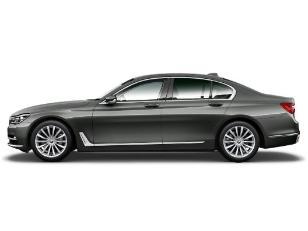Foto 4 de BMW Serie 7 730dA 195 kW (265 CV)