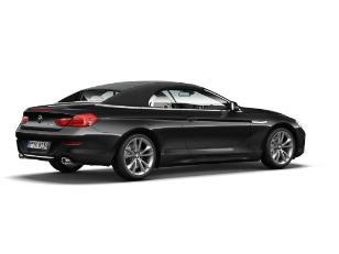 Foto 2 de BMW Serie 6 640d Cabrio 230 kW (313 CV)