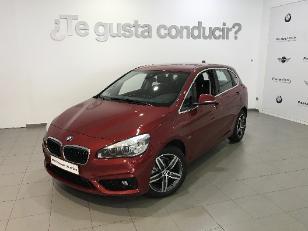 BMW Serie 2 216d Active Tourer 85 kW (116 CV)  de ocasion en Almería