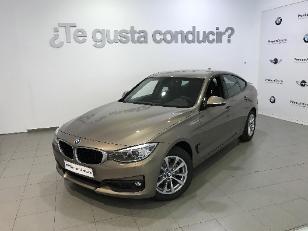 BMW Serie 3 320d Gran Turismo xDrive 140kW (190CV)  de ocasion en Almería