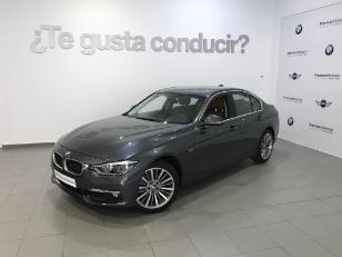 BMW Serie 5 520d 140kW (190CV)  de ocasion en Almería