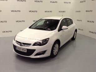 Foto 1 Opel Astra 1.7CDTi S/S Selective 81 kW (110 CV)