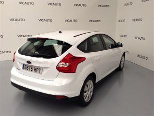 Foto 1 de Ford Focus 1.6 TDCi Trend 70 kW (95 CV)