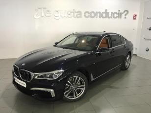 BMW Serie 7 730dA 195 kW (265 CV)  de ocasion en Almería