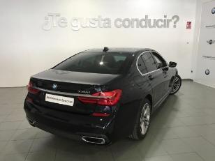 Foto 2 de BMW Serie 7 730dA 195 kW (265 CV)