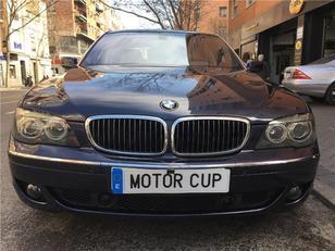 BMW Serie 7 750Li 270 kW (367 CV)