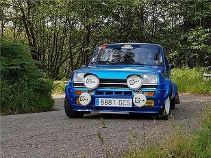 Renault R 5 Alpine 92CV