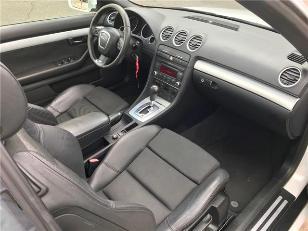 Foto 4 de Audi Cabrio 2.0TDI Multitronic