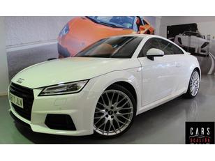 Audi TT 2.0 TDI Coupé 135kW (184CV)  de ocasion en Madrid