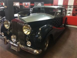 Foto 2 de Rolls-Royce Silver Wraith 169 KW (230 CV)