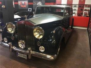 Foto 3 de Rolls-Royce Silver Wraith 169 KW (230 CV)
