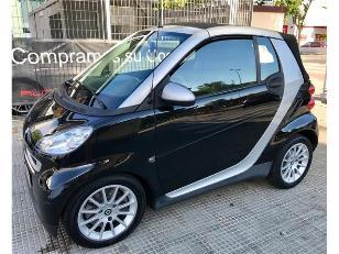 Smart ForTwo CABRIO 52 KW PASSION  de ocasion en Madrid