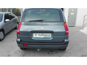 Foto 2 de Hyundai Matrix 1.6 GLS