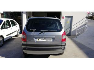 Foto 2 de Opel Zafira 2.0 DTI Elegance 73 kW (100 CV)