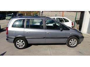 Foto 4 de Opel Zafira 2.0 DTI Elegance 73 kW (100 CV)
