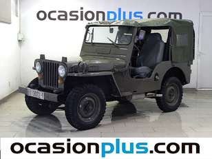 Willys CJ 3A 72 KW (98 CV)