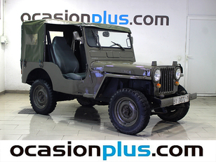 Foto 1 de Willys CJ 3A 72 KW (98 CV)