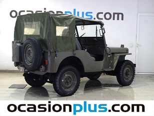 Foto 2 de Willys CJ 3A 72 KW (98 CV)