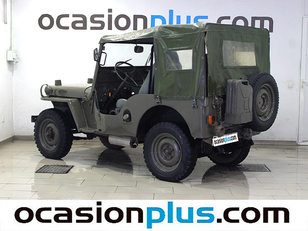 Foto 3 de Willys CJ 3A 72 KW (98 CV)