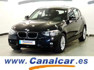 Foto BMW Serie 1 116d EfficientDynamics 85kW (116CV)