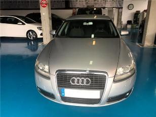 Foto 1 de Audi A6 2.7 TDI DPF Style 132kW (180CV)