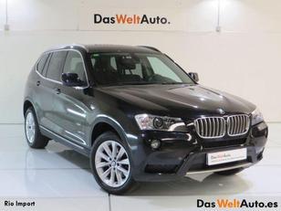 BMW X3 xDrive20d de segunda mano