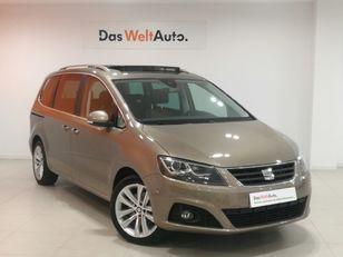 Foto 3 de SEAT Alhambra 2.0 TDI Style Advance Plus S/S DSG 135 kW (184 CV)