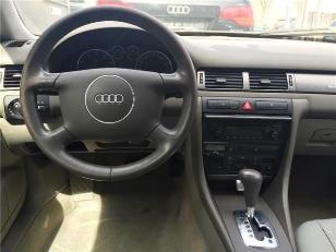 Foto 4 de Audi A6 2.4 Quattro Tiptronic 125 kW (170 CV)